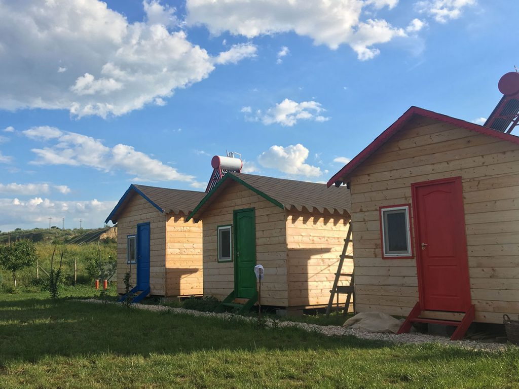 Camping La Gradina - Delta Dunarii